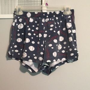 Soffe Softball Shorts. Size: S